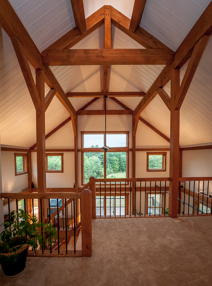 Boulder Meadows – Country Post & Beam Barn